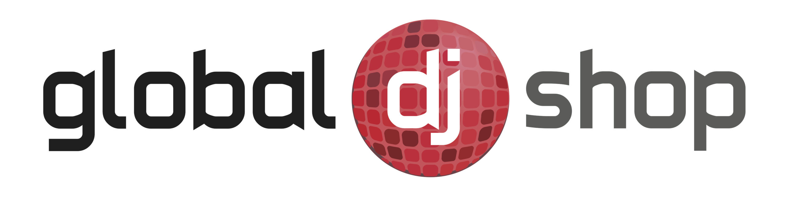 Global DJ Shop logo